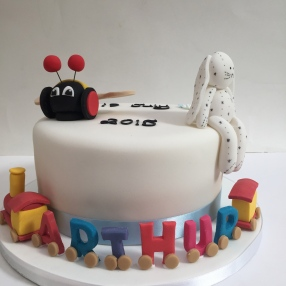 Child's Favourite Toys Birthday Cake